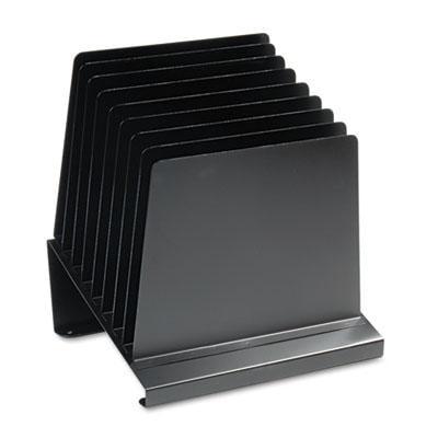 Steelmaster Vertical Organizer - SteelMaster Slanted Vertical Organizer