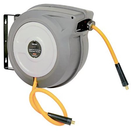 Frita 238997 0 37 in  x 50 ft  Master Mechanic Hybrid Poly Hose Reel