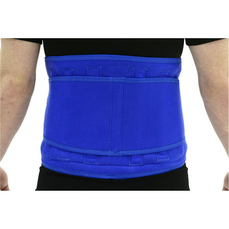 MAXAR Airprene Sport Belt (Breathable Neoprene Lumbo-Sacral Support): NWA-152