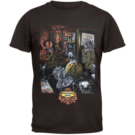 Frank Zappa - Over-Nite Sensation T-Shirt