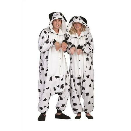 Adult Spot the Dalmation Funsies Costume (Ladies Dalmation Costume)