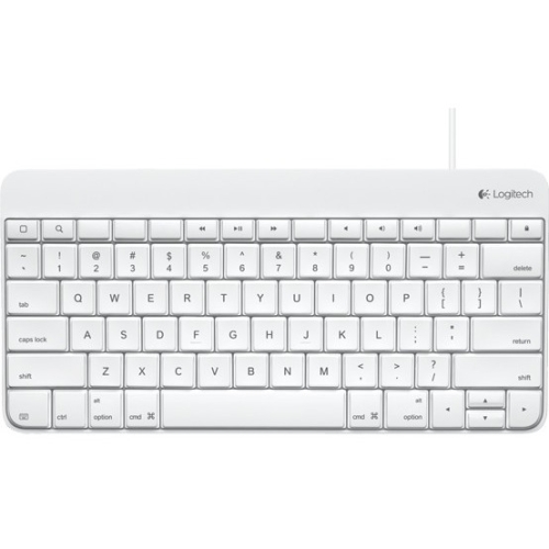 Logitech Wired Keyboard for Apple iPad