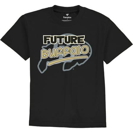 Colorado Buffaloes Fanatics Branded Toddler Future Star T-Shirt - (Star Buffalo)