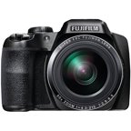 Fujifilm FinePix Black S9900W Digital Camera with 16.2 Megapixels and 50x Optical Zoom