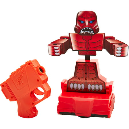 Blastables Bump N Blast Rebounding Target Creature Theme  2 With Red Blaster