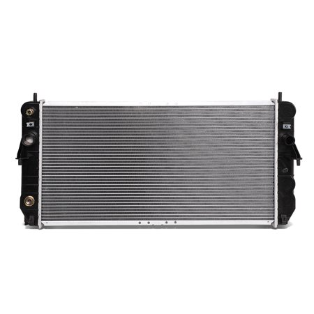 For 2001 to 2005 Deville 4.6L / Aurora 4.0L AT Performance OE Style Full Aluminum Core Radiator