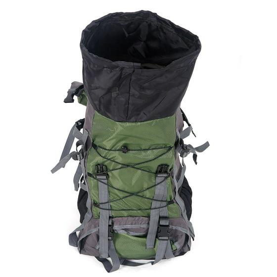 518faf88e5f3 Ktaxon 60L Waterproof Hiking Backpack - Rucksack Backpack