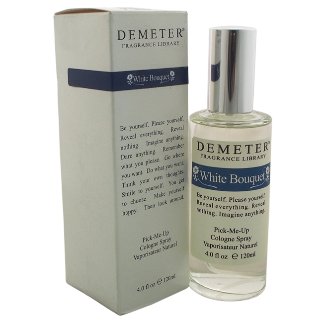 Demeter White Bouquet Cologne Spray For Women 4 oz