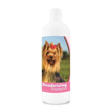 Healthy Breeds Yorkshire Terrier Deodorizing Shampoo 16 oz