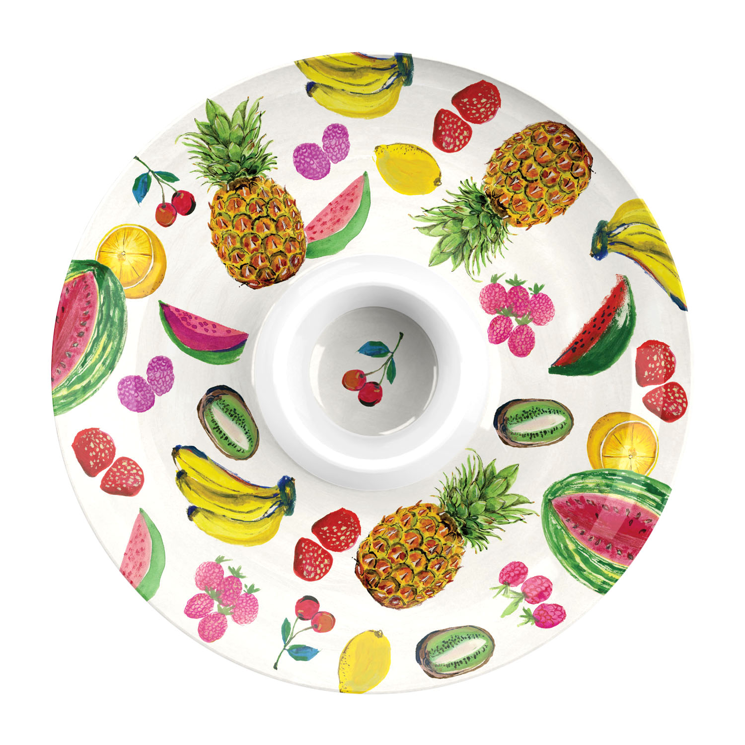 Mainstays Tropical Chip & Dip Platter