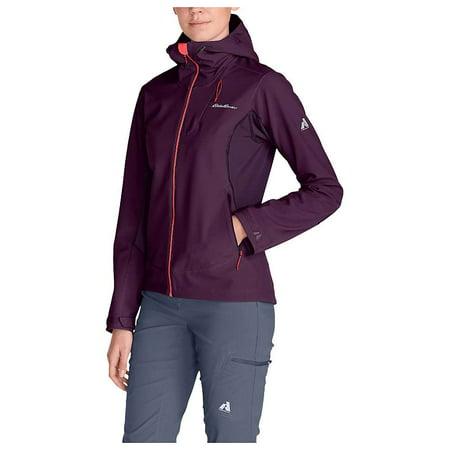 - Eddie Bauer First Ascent Women's Sandstone Shield Hooded Jacket