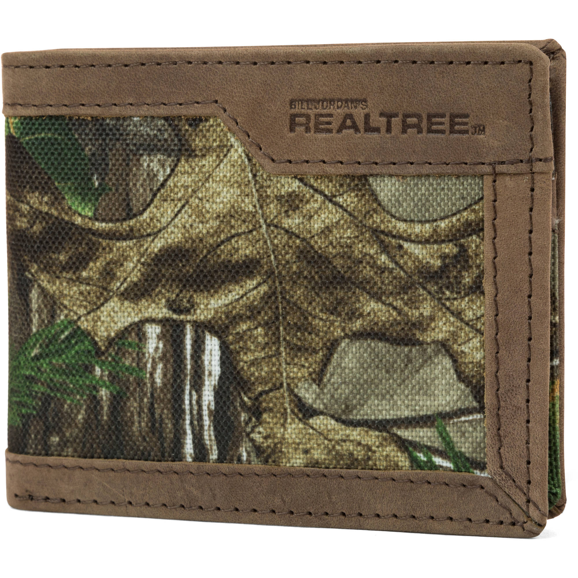 Realtree Men's Billfold Wallet