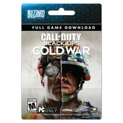 Blizzard Call of Duty Black Ops Cold War PC: Standard Edition, Activision, PC [Digital Download]