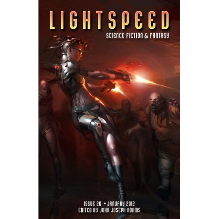 Lightspeed Magazine, January 2012 - eBook