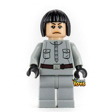 LEGO Indiana Jones - Irina Spalko Minifigure