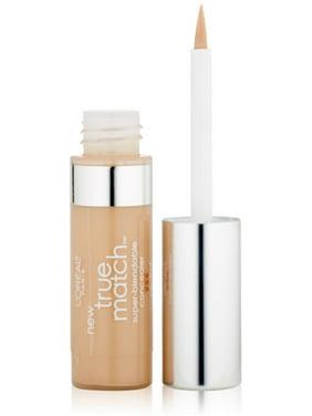 L'Oreal True Match Concealer, Fair/Light Neutral [N1-2-3], 0.17 oz (Pack of 2)