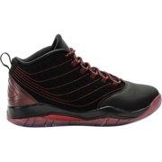 Jordan Nike Big Kids Velocity BG Basketball Shoes-Black/Gym Red