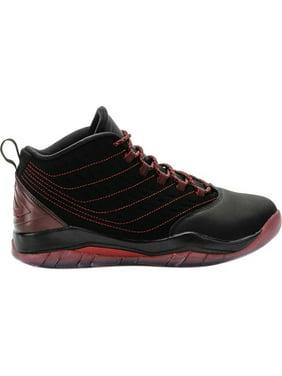 08f4348850e5d4 Product Image Jordan Nike Big Kids Velocity BG Basketball Shoes-Black Gym  Red