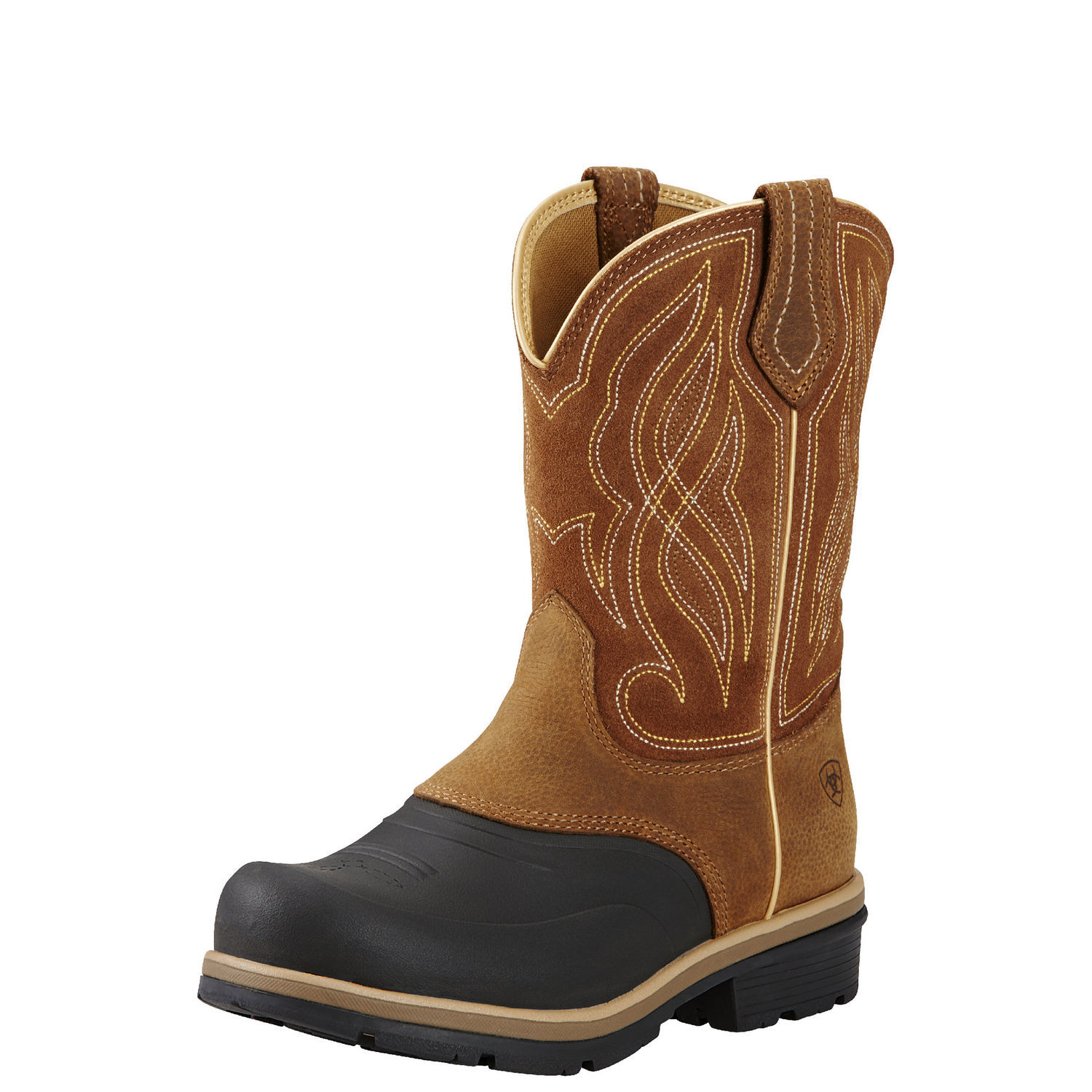 """Ariat 10018668 Whirlwind H2O 9"""" Pull On Fashion Boot Waterproof by Ariat"""