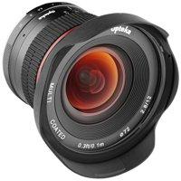 Opteka 12mm f/2.8 Super Wide-Angle Lens (for Sony Alpha E-Mount Cameras)