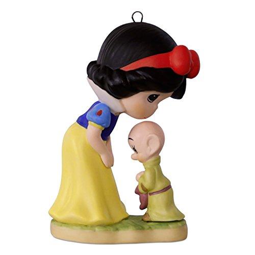 Disney Snow White Dwarf GRUMPY 3D Bottle Cap Christmas OrnamentGift for Kids