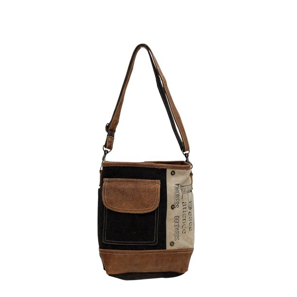 Myra Bag Peace And Goodness Upcycled Canvas Genuine Leather Trim Crossbody Bag Walmart Com Walmart Com A wide variety of concealed carry bags options are available to you, such as feature, supply type, and pattern type. walmart