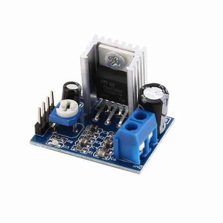 HC-TOP TDA2030A Super Mini DC 6-18V Power Audio Amplifier Board Module Dual Channel - image 4 of 6