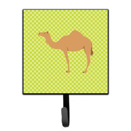 Arabian Camel Dromedary Green Leash or Key Holder BB7643SH4