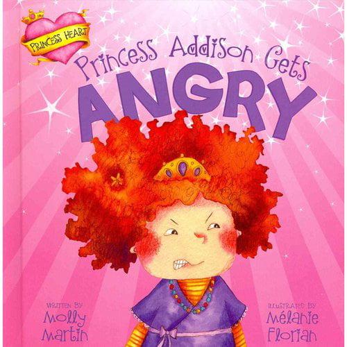 Princess Addison Gets Angry