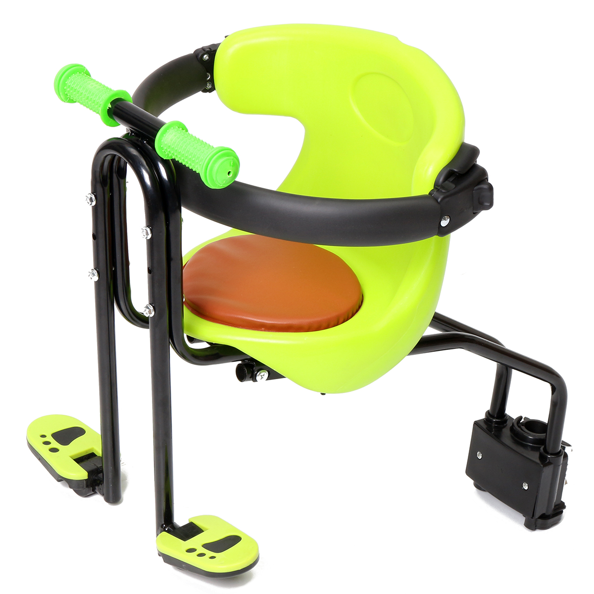 Safety & Stable Bicycle Baby Kids Child Front Baby Seat for Bicycle Carrier Up to 50Kg