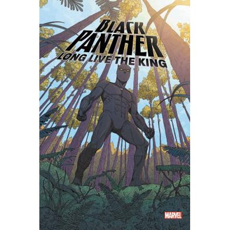 Black Panther: Long Live the King (Marvel Premiere Graphic Novel)