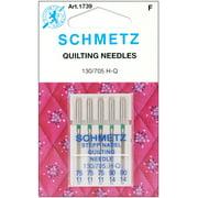 Schmetz Needle Quilting Astd Size 75/90 (pack of 5)