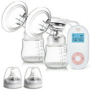 Best Breastpumps - Costway Electric Double Breast Pump, Breast Pump, Portable Review