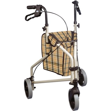 Drive Medical Winnie Lite Supreme 3 Wheel Rollator Walker