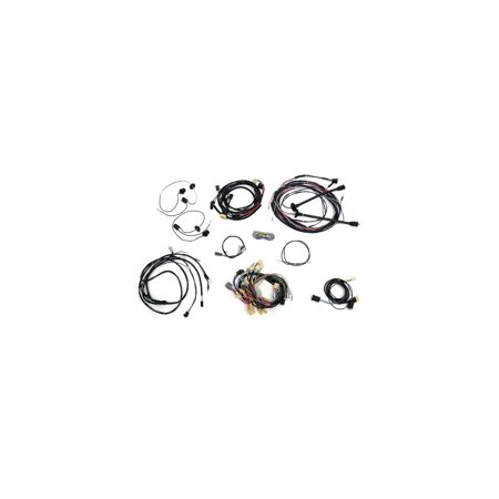 Eckler's Premier Products 57-177465 Chevy Wiring Harness