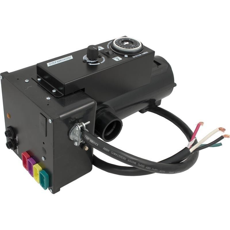 Hydro Quip CS500T-C Air Switch Control System 240V with T...