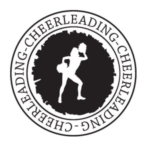 Style and Apply Cheerleaders Wall Decal