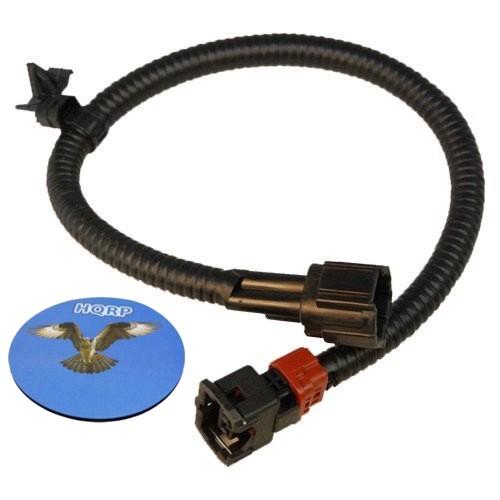 HQRP Knock Sensor w//Wiring Harness for Infiniti QX4 97 98 99 00 1997 1998 1999 2000 plus HQRP Coaster