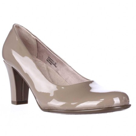 Womens Aerosoles Major Role Dress Pumps - Light Tan