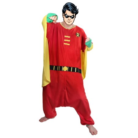 d52dcaa42bd438 Batman: Robin Kigurumi Suit