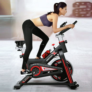 Skoyon Aerobic Exercise Indoor Cycling Fitness Stationary Bicycle