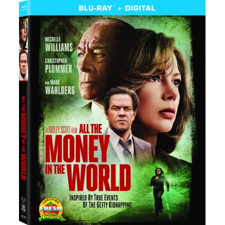 All the Money in the World (Blu-ray + Digital)