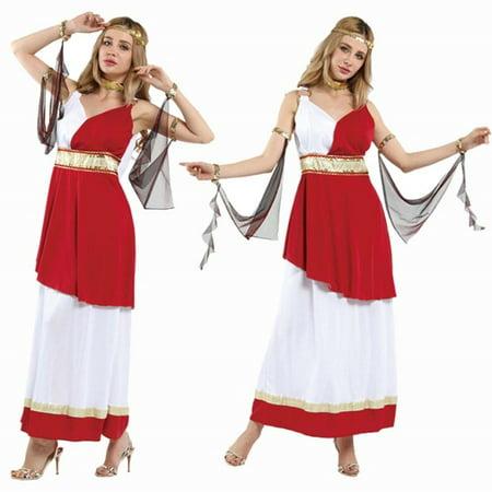 Athena Halloween Costume (Womens Halloween Greek Goddess Athena Costume Size)
