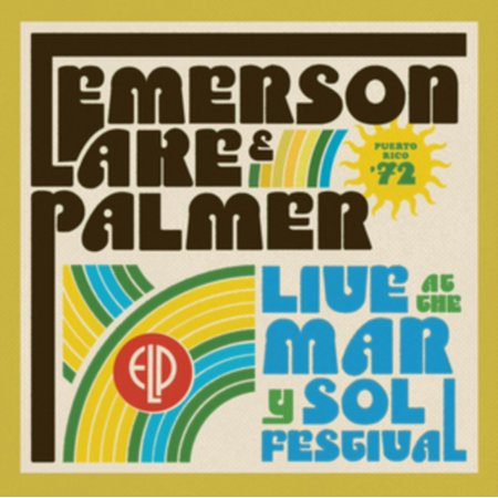 Live at the Mar Y Sol Festival '72 ()