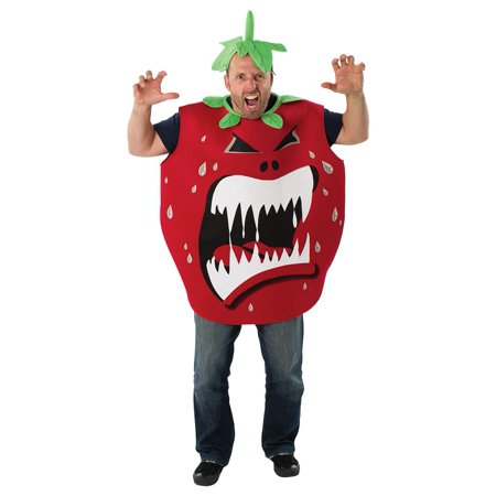 Killer Tomato Adult Costume - One Size - Tomato Sauce Costume