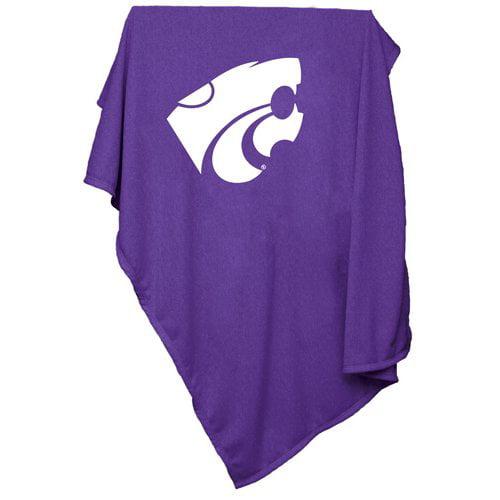 KS State Wildcats Sweatshirt Blanket
