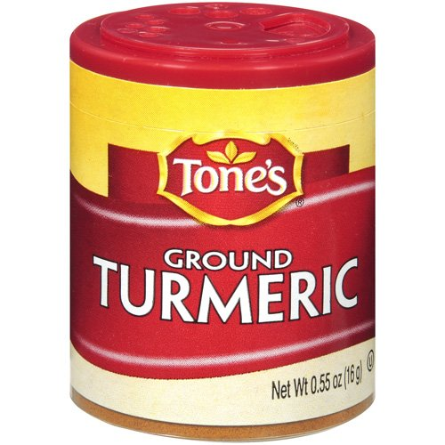 Tone's Ground Turmeric, .55 oz
