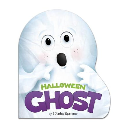 Halloween Ghost (Board Book) - Ghost Ship Halloween London