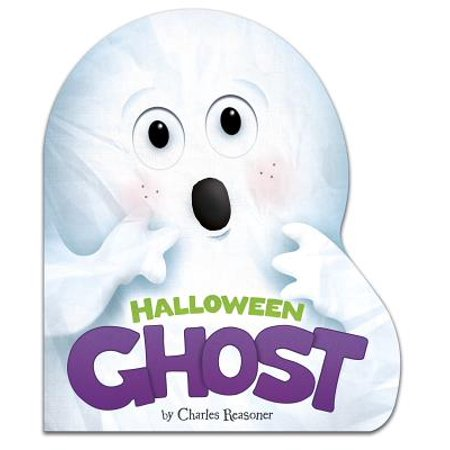 Halloween Ghost (Board Book) - Ghost Writing Book Spirit Halloween