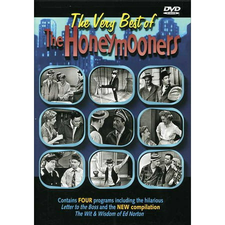The Very Best of the Honeymooners (DVD)